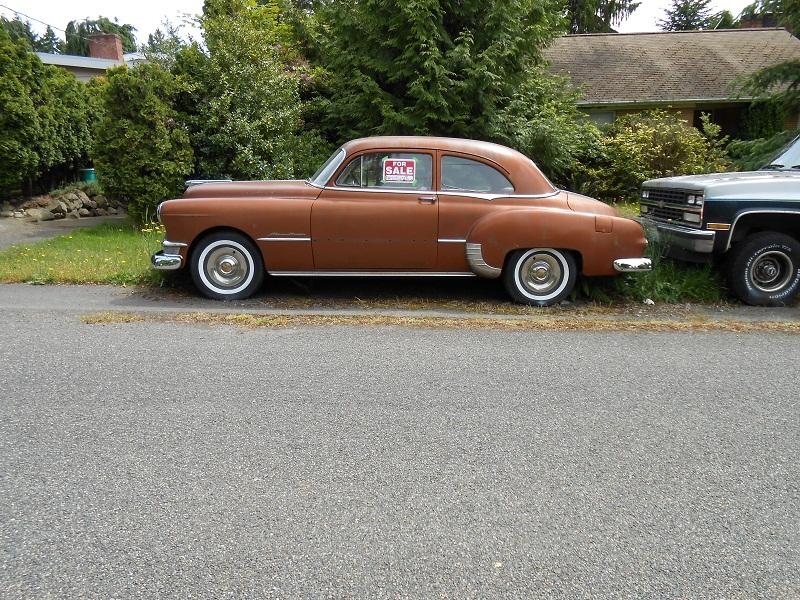 1950 pontiac silver streak 2 door post autos post for 1950 pontiac 2 door