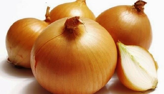Manfaat dan khasiat bawang bombai bagi kesehatan