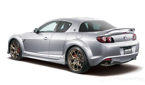 Spesifikasi Dan Harga Mobil Mazda RX 8 Spirit