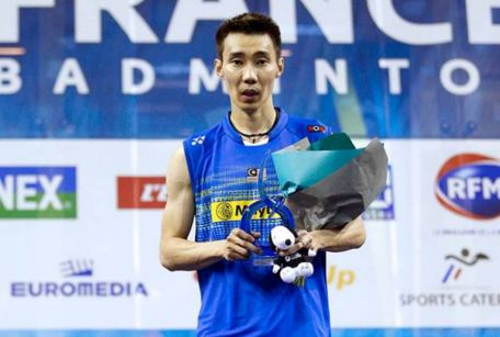 Chong Wei juara China Open