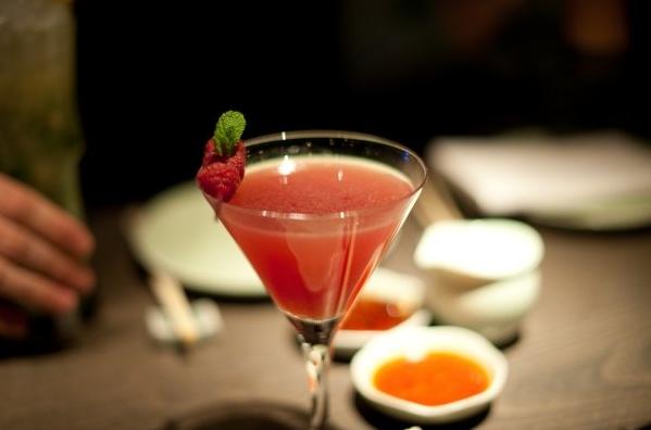 yauatcha bar and restaurant soho london