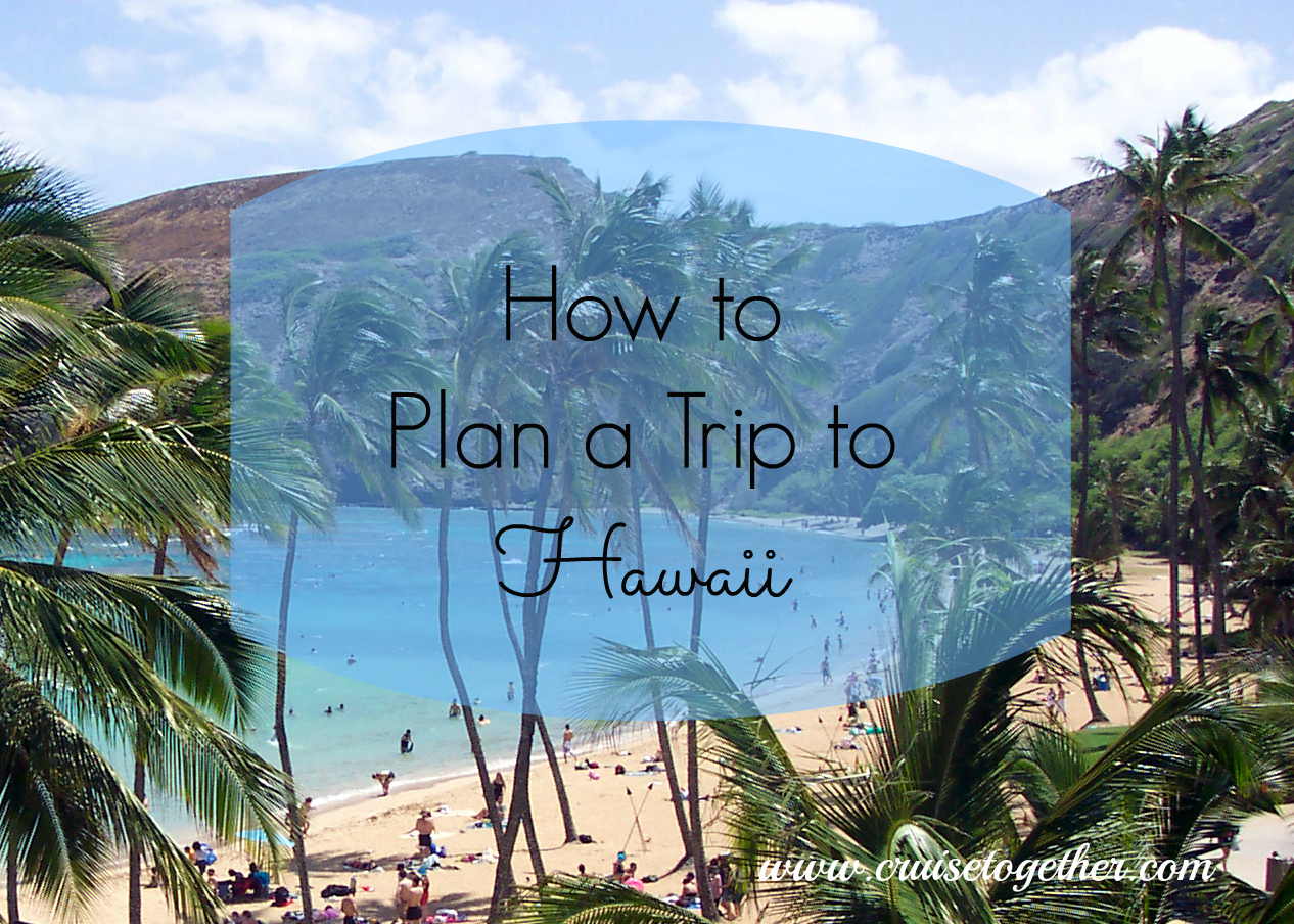 How to Plan a Trip to Hawaii - from CruiseTogether.com