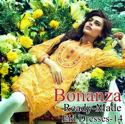 Bonanza Ready To Wear Eid Dress 201