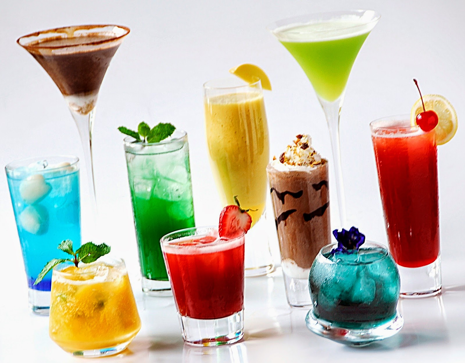 Drinks To Make Without Alcohol