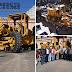 Municipalidad de San Juan Sacatepéquez compra maquinaria