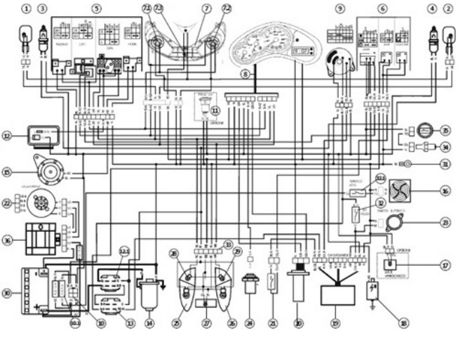 q wiring schematic q wiring diagrams