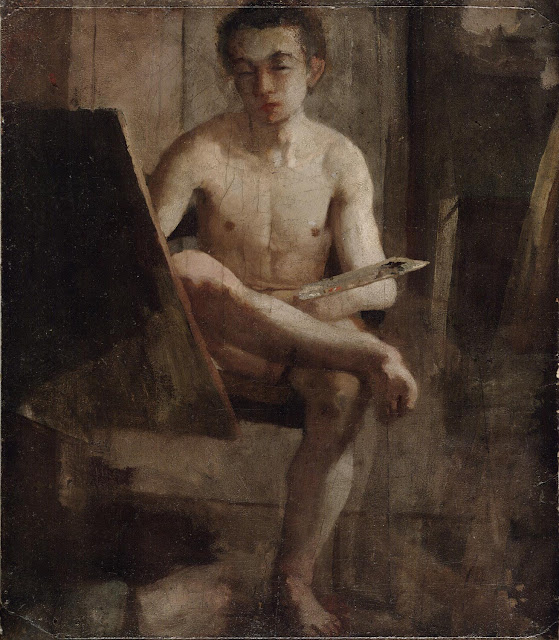 Charles_Lewis_Fussell_-_A_Young_Art_Stud