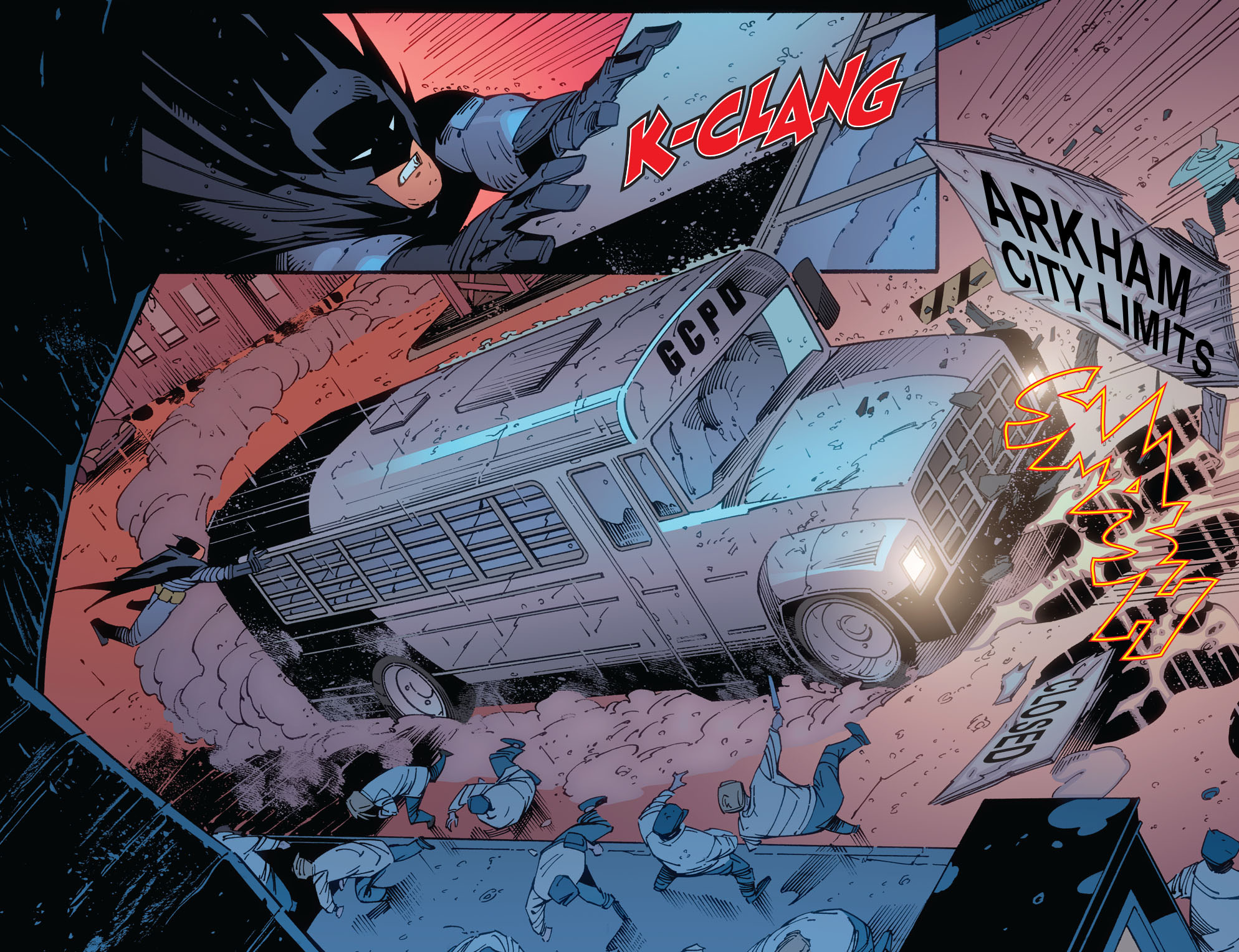 Batman: Arkham Knight [I] Issue #15 #17 - English 20