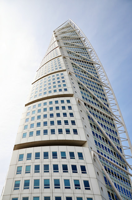 Malmö Turning Torso Tower