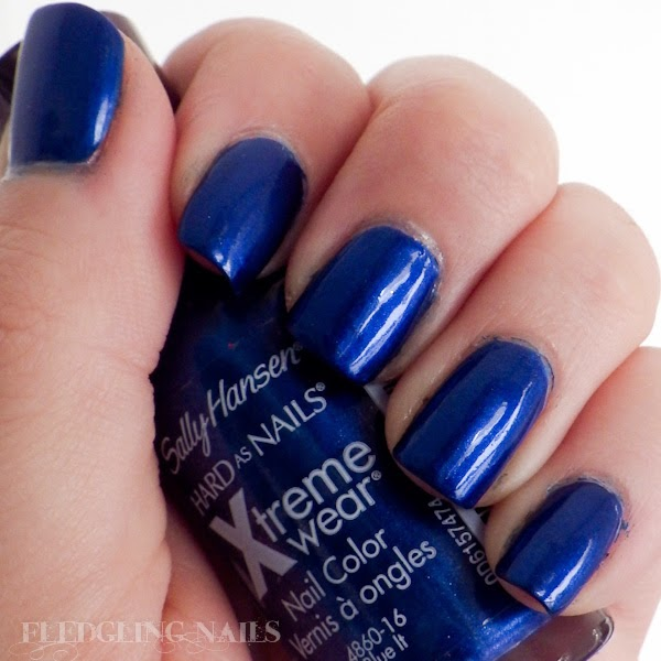 Fledgling Nails: Reviews And Swatches: Sally Hansen Xtreme
