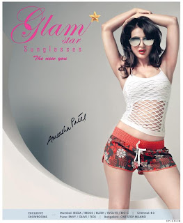 Actress Ameesha Patel Latest Hot Photoshoot for Glamsham | Actress ...