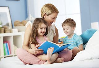 5 Metode Belajar Membaca Untuk Anak