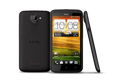 Harga HTC One X S720e - Gray cariharga.blogspot.com