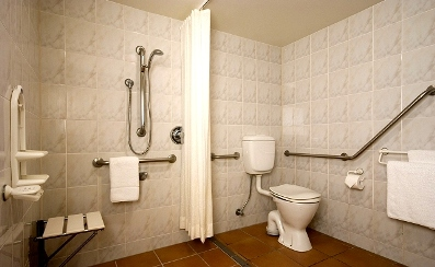 ... Handicap Bathroom Designs For Handicap Shower Stalls That Provide  Whether Motorized Wheel Chair Accessible Shower Or Perhaps A Walk In  Disabled Shower.