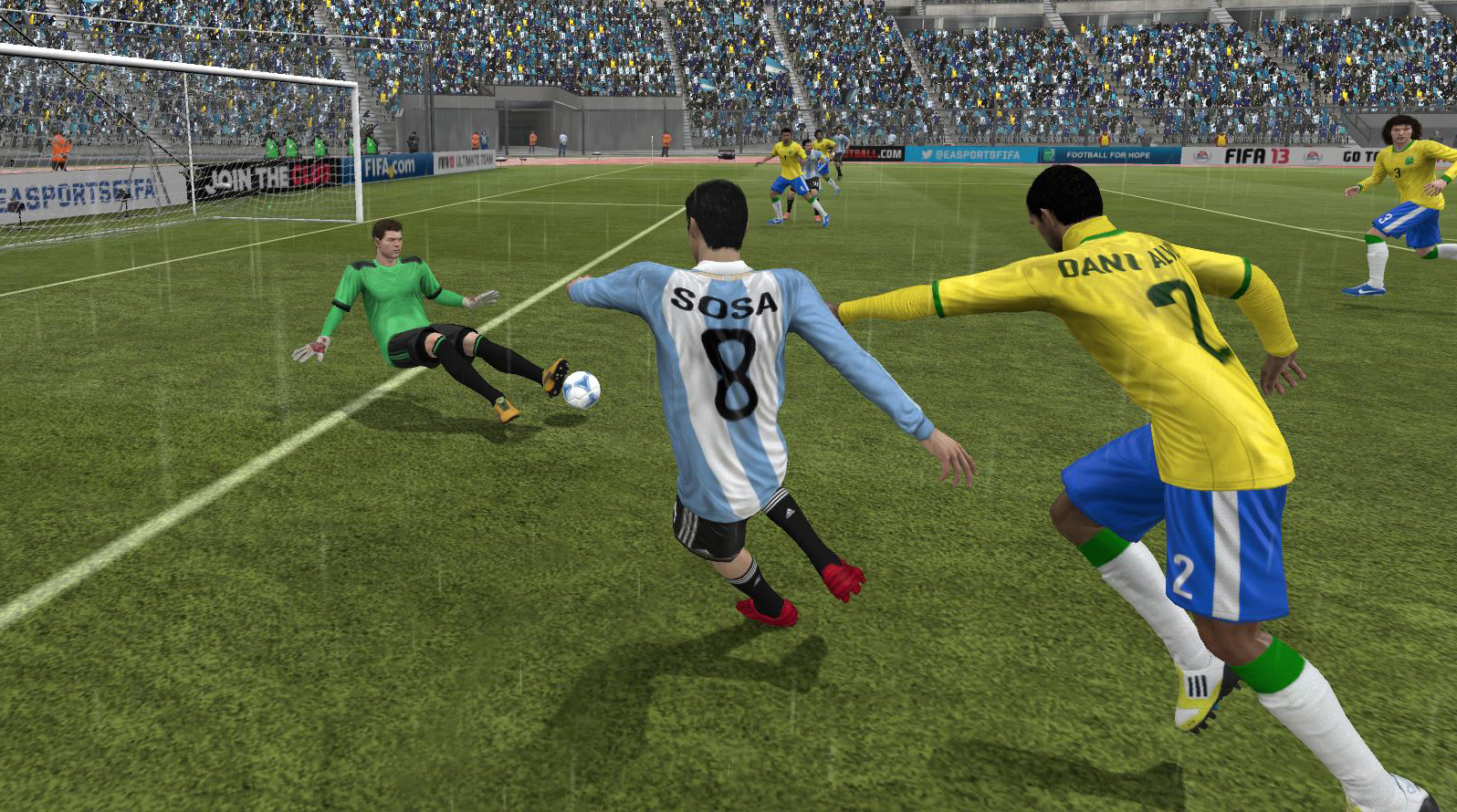 Download FIFA 2013 Full Version PC Game - Download Free Games