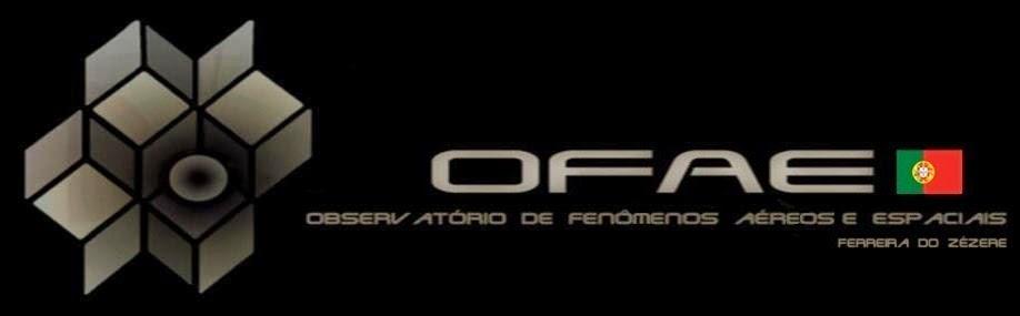 OFAE Observatório de fenômenos aéreos e espaciais Portugal