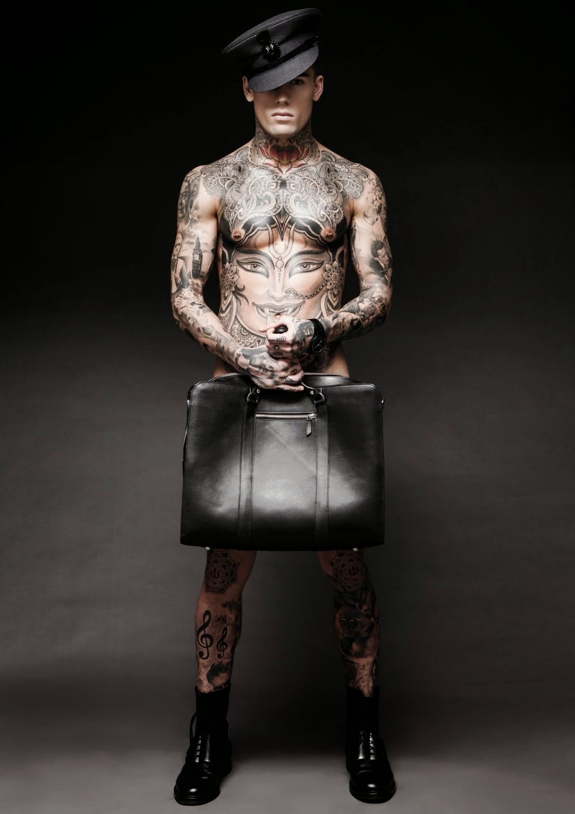 stephen james by darren black for hedonist