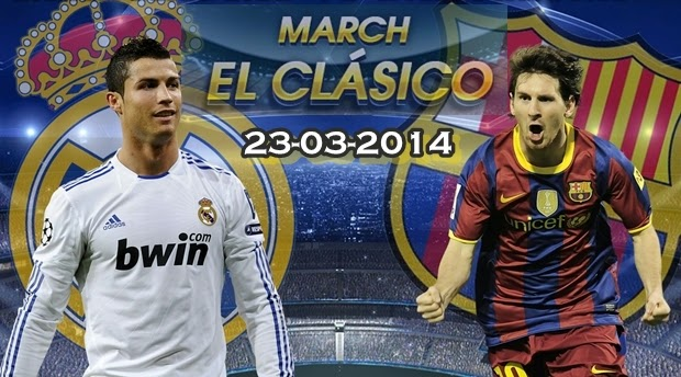 ver real madrid vs barcelona por internet