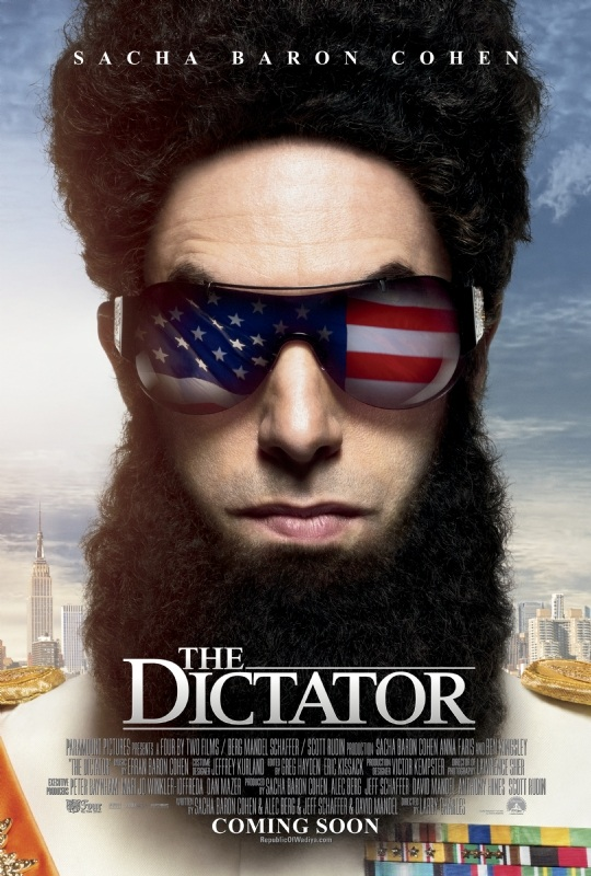 The Dictator (2012) - Nonton Film Online | Streaming Movie