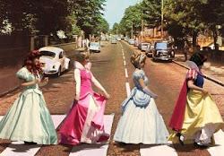 Eres una princesa, sal a la calle