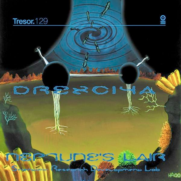 Q How Did Your First Professional Involvement With Drexciya Come About A It Was In The Late 90s When James Stinson Approached Me His Neptunes Lair