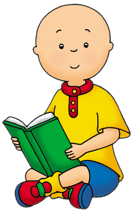 cartoon characters caillou png pack  revised image clipart caillou Caillou Birthday