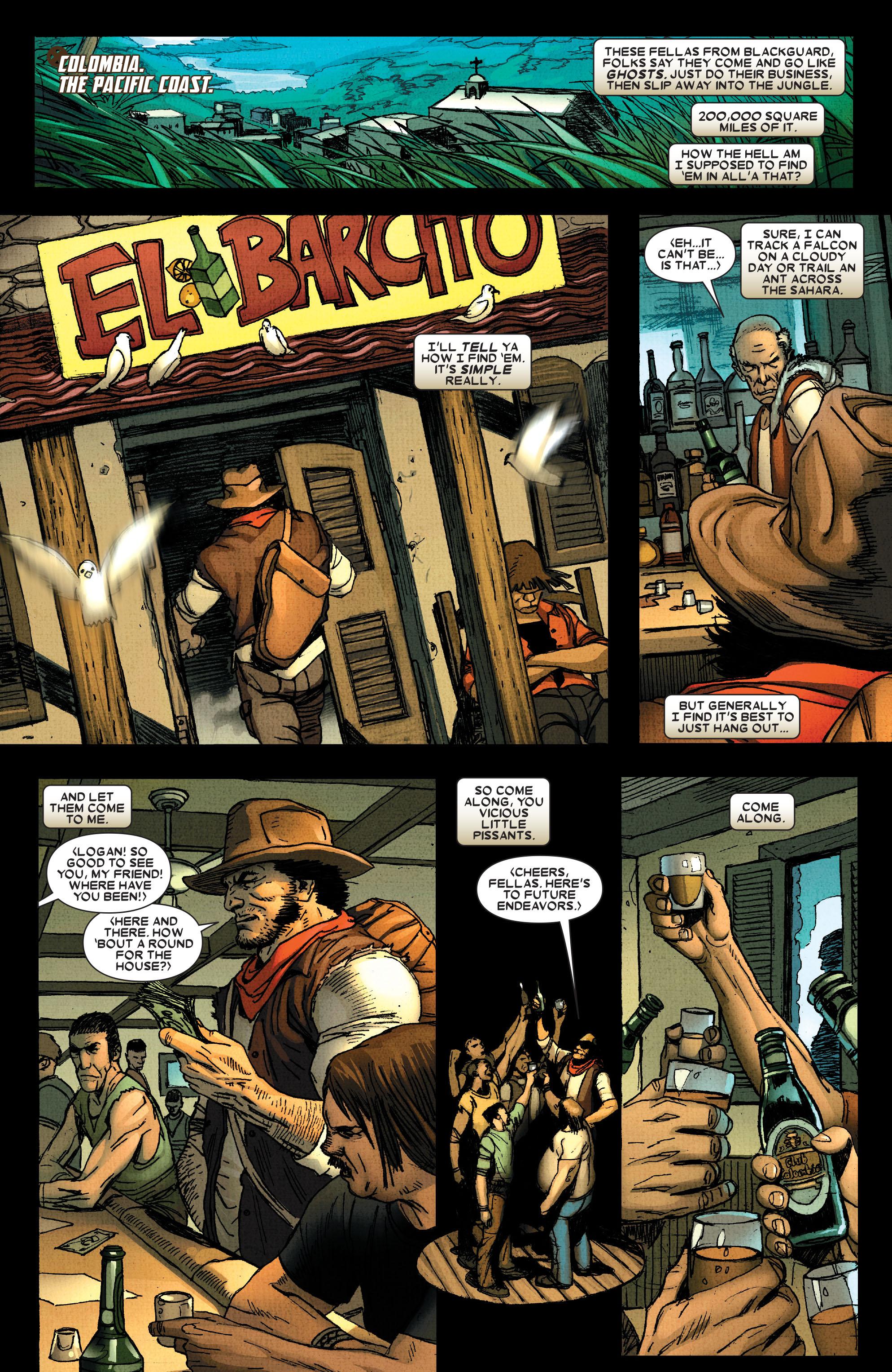Wolverine: Weapon X #2 #15 - English 8