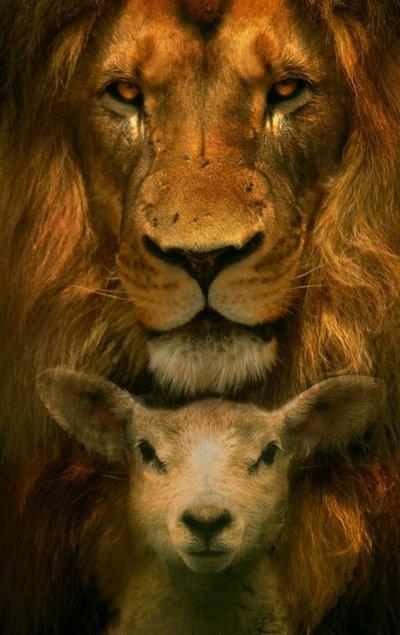 Jésus-Christ est le lion de Juda et l'Agneau de Dieu