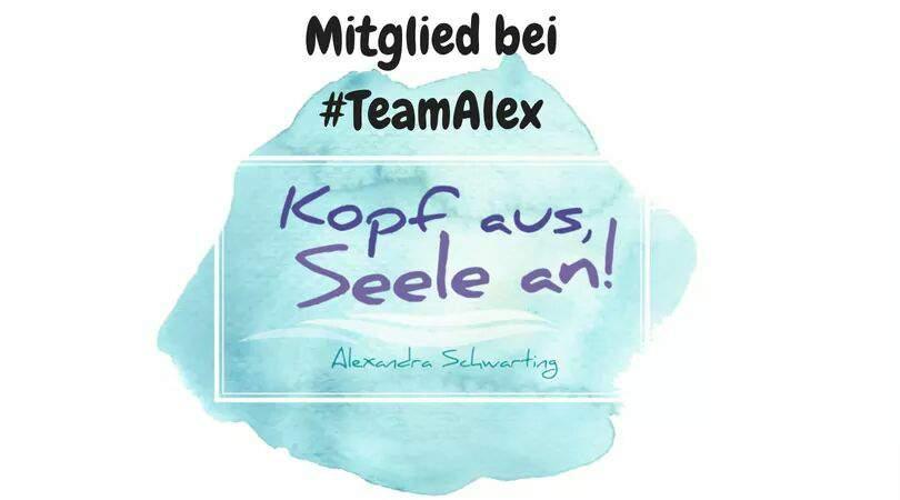 Wir sind Mitglied im #TeamAlex