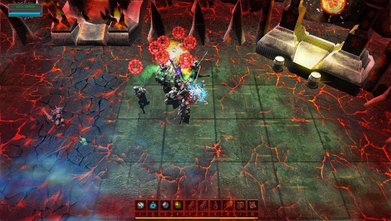Legends of Persia screenshots
