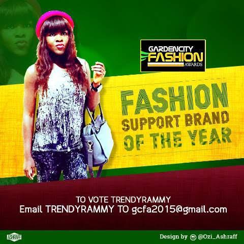 Garden City Fashion Awards On - Vote For TrendyRammy