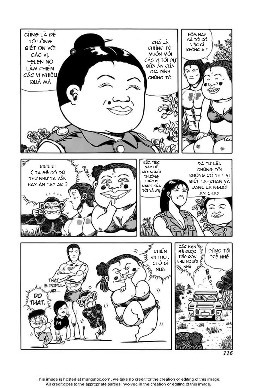 Jungle No Ouja Taa Chan chap 31 - Trang 6