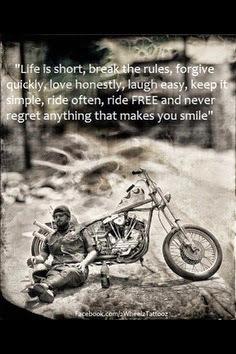 Ride free !!!