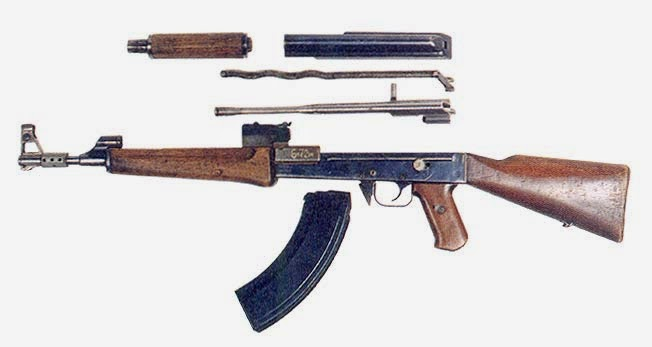 Senjata Api Paling Berbahaya