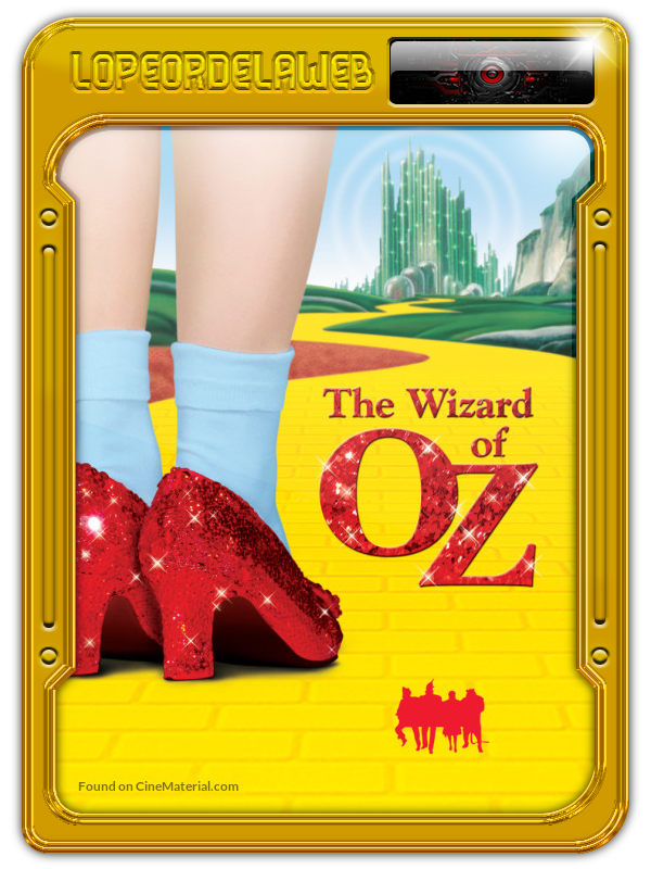 The Wizard of Oz (El Mago De Oz) (1939) [720p-Dual-Mega]