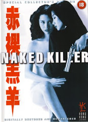 Naked Killer DVD Cover