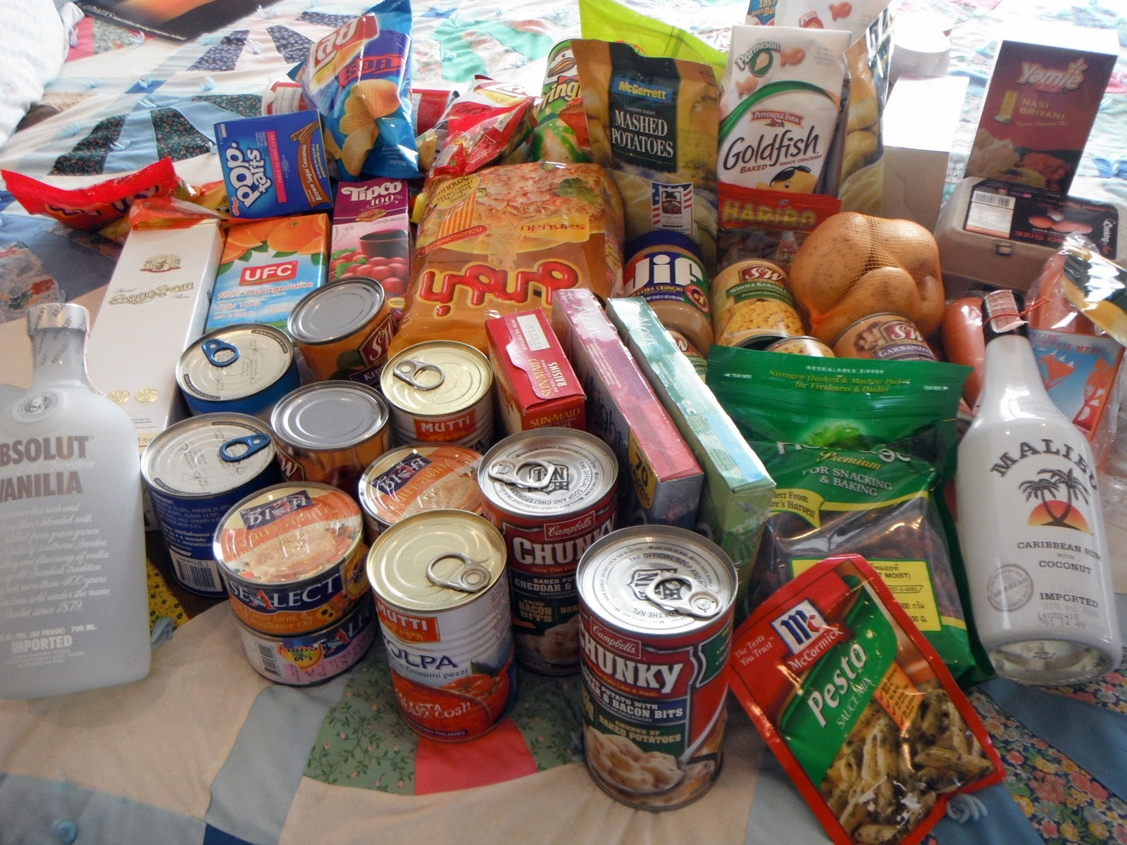 Best Non Perishable Foods For Camping
