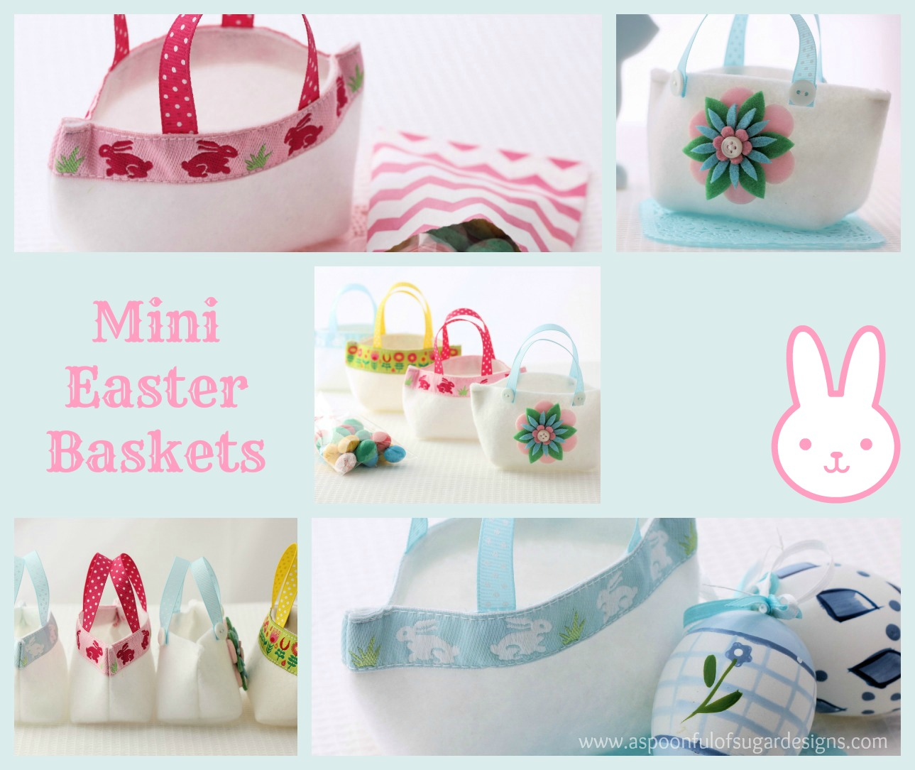 Easter baskets to make a spoonful of sugar easter baskets to make negle Image collections