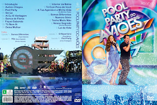 DVD Aviões Do Forró – Pool Party Do Aviões (2015)