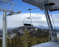 Boy falls from chairlift at Tahoe Donner Downhill ski resort