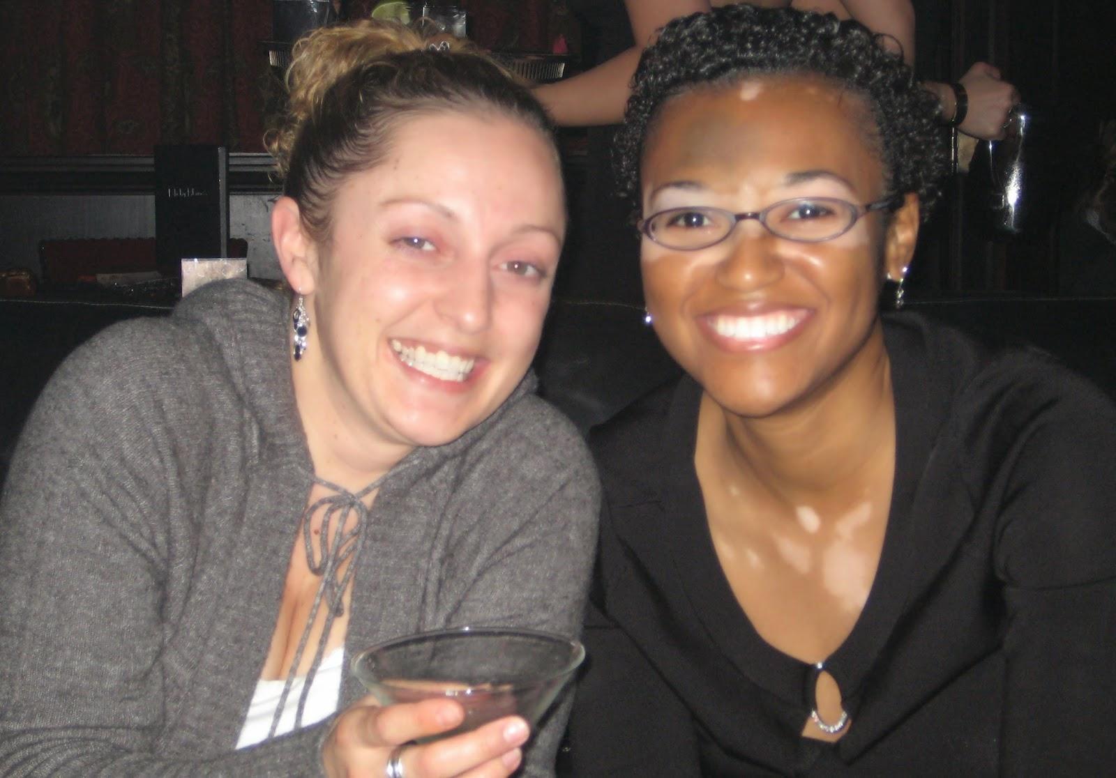 Suzy Stocky and Myla Denise