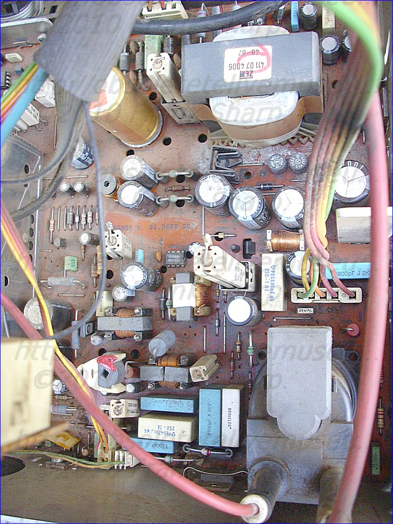 Obsolete Technology Tellye Seleco 25ss597p Sideral Chassis Bs950 Wiring Gt Tools For Testers Circuit Tester Hopkins By The Rectified A C Line Voltage As Actual Value And Set Point Transmitter Wherein Starting Further Control Of Base