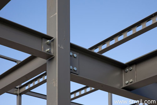 Wood Support Beams ~ Steel rail supplier parts mining support