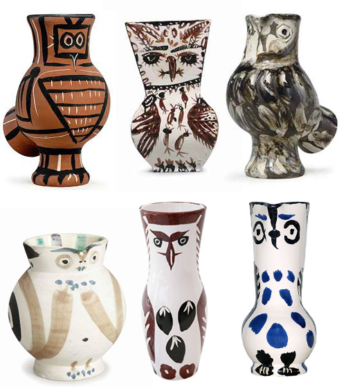 My Owl Barn Pablo Picasso And Owls