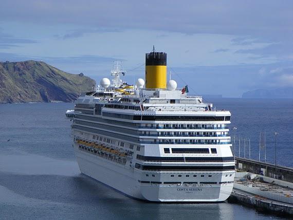 Baño Turco La Serena:crucero costa serena el debutante será costa serena especialmente