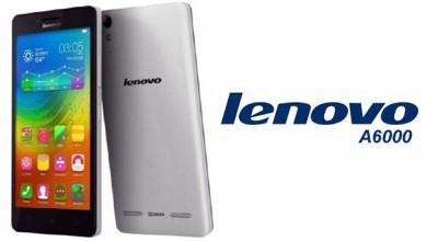 Lenovo A6000 Hari Ini Mulai Bisa Dipesan, Harga Rp1.499.000