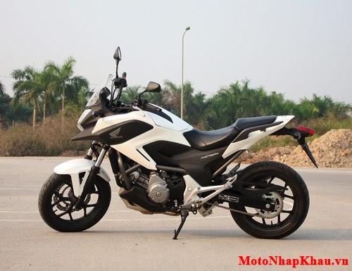 Honda NC700X - xe cho các cung đường Việt