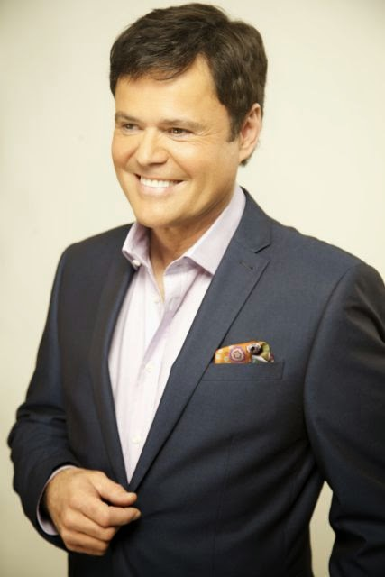 Donny Osmond - FGS/RootsTech 2015 General Session Speaker