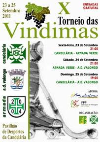 X TORNEIO DAS VINDIMAS - ILHA PICO