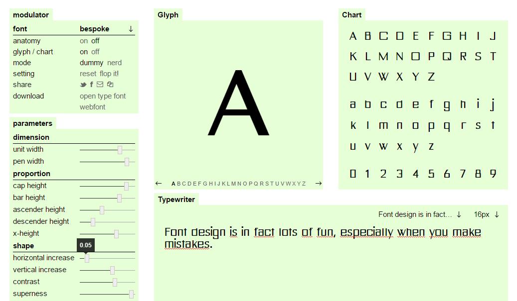 كيف تصنع خط (Font) بذوقك و تحميله إلى جهازك و الكتابة به
